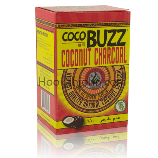 CocoBuzz Coconut Coal by Starbuzz