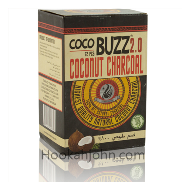 CocoBuzz Coconut Coal 2.0 by Starbuzz