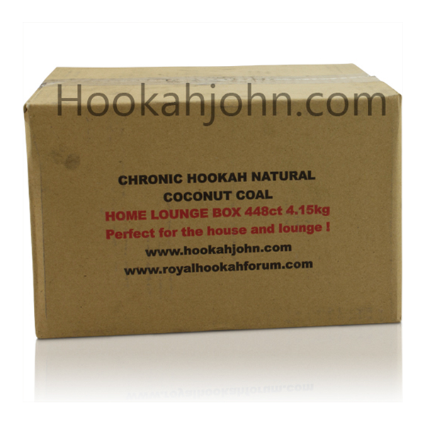 Chronic Hookah HOME LOUNGE BOX 448ct *2015 Edition*