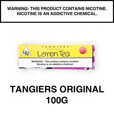 Tangiers Noir 100g SINGLE PACK