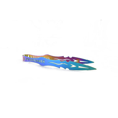 EverEmber Rainbow Tongs