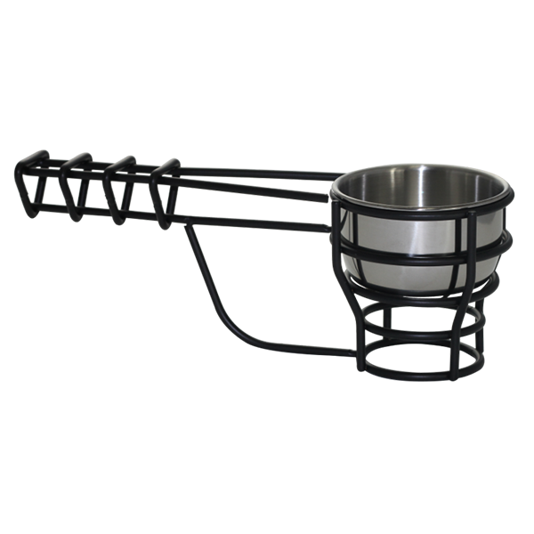 Hookah Charcoal Holder Framed