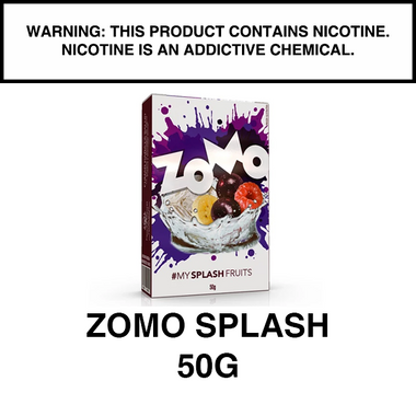 Zomo Splash – 50g