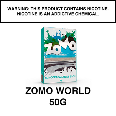 Zomo World – 50g