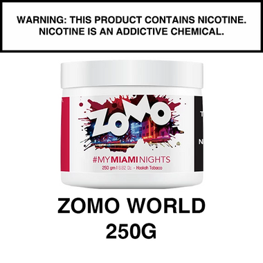 Zomo World – 250g