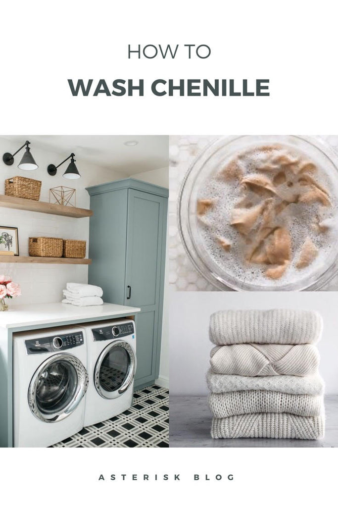 How to Wash Chenille Fabric