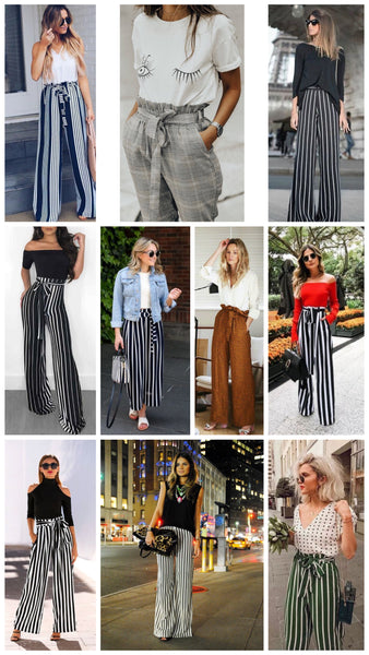 How to Style Paperbag Pants - ASTERISK Blog