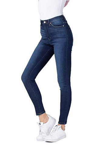 High Rise Super Skinny Jeans