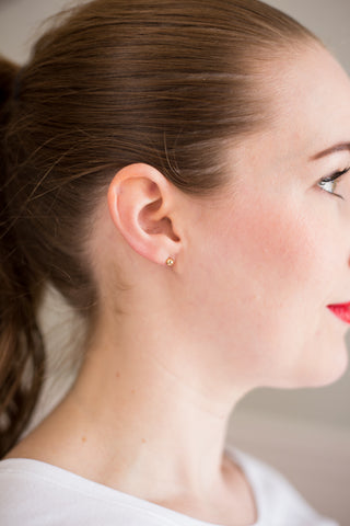 Simple Post Earrings