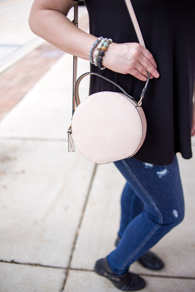 Vegan Circle Purse