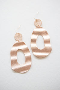 Aegeus Earrings
