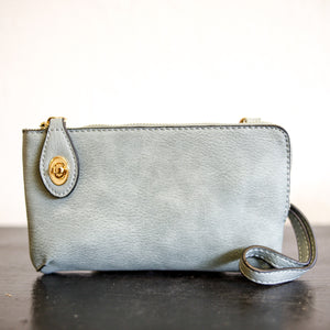 Crossbody Clutch - 9 Colors Available