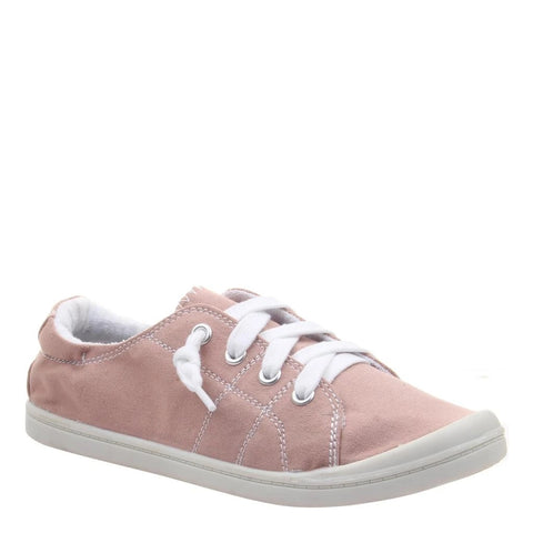 Blush Canvas Sneakers