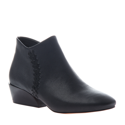 Peony Ankle Boot - Lead