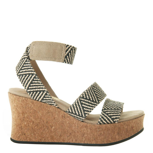 Urban Nomadic Wedge Sandal