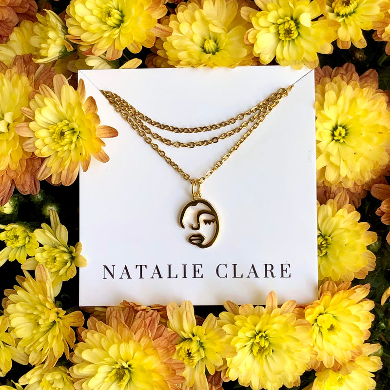 Natalie Clare - Mad Girl Necklace