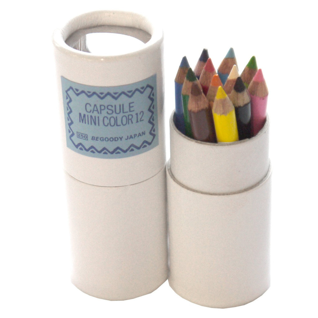 Capsule Mini Color Pencils