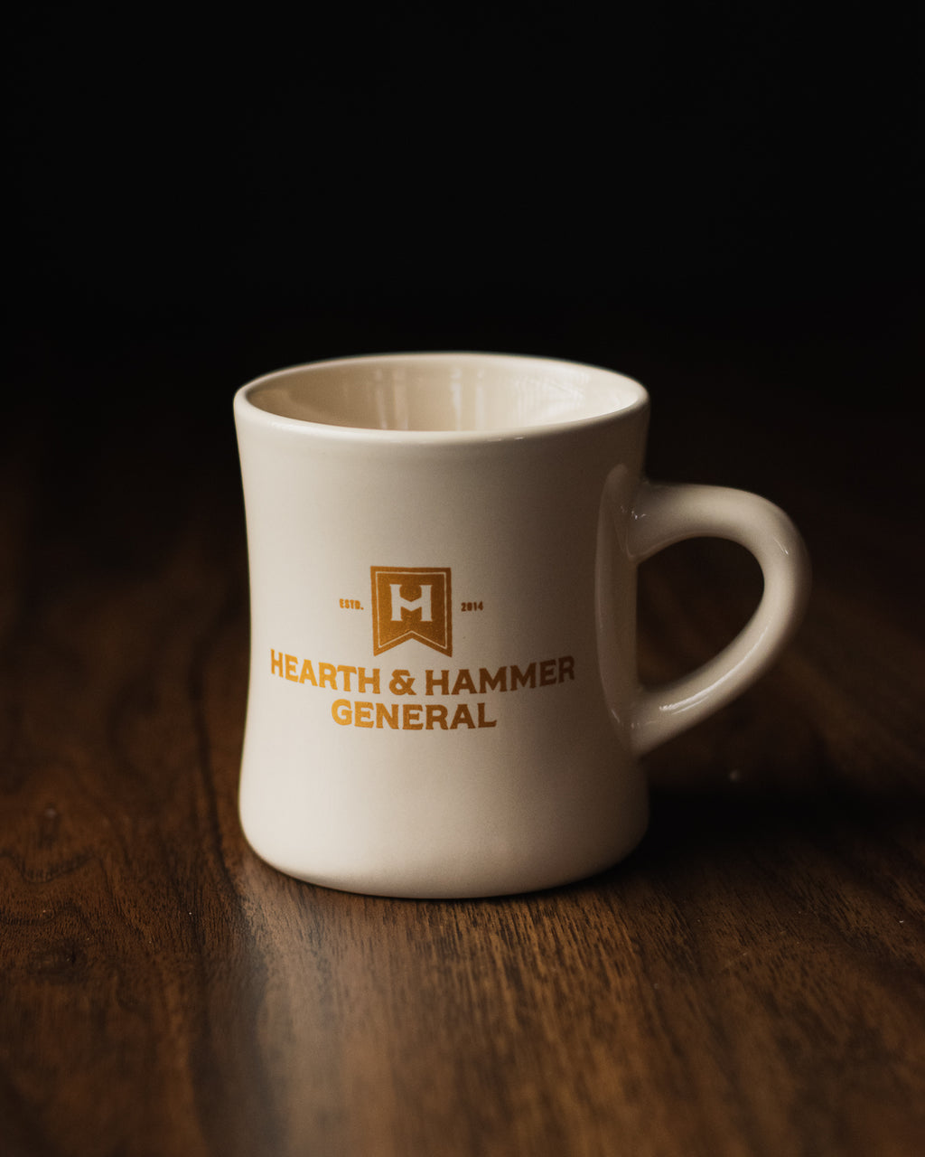 Hearth & Hammer General Diner Mug