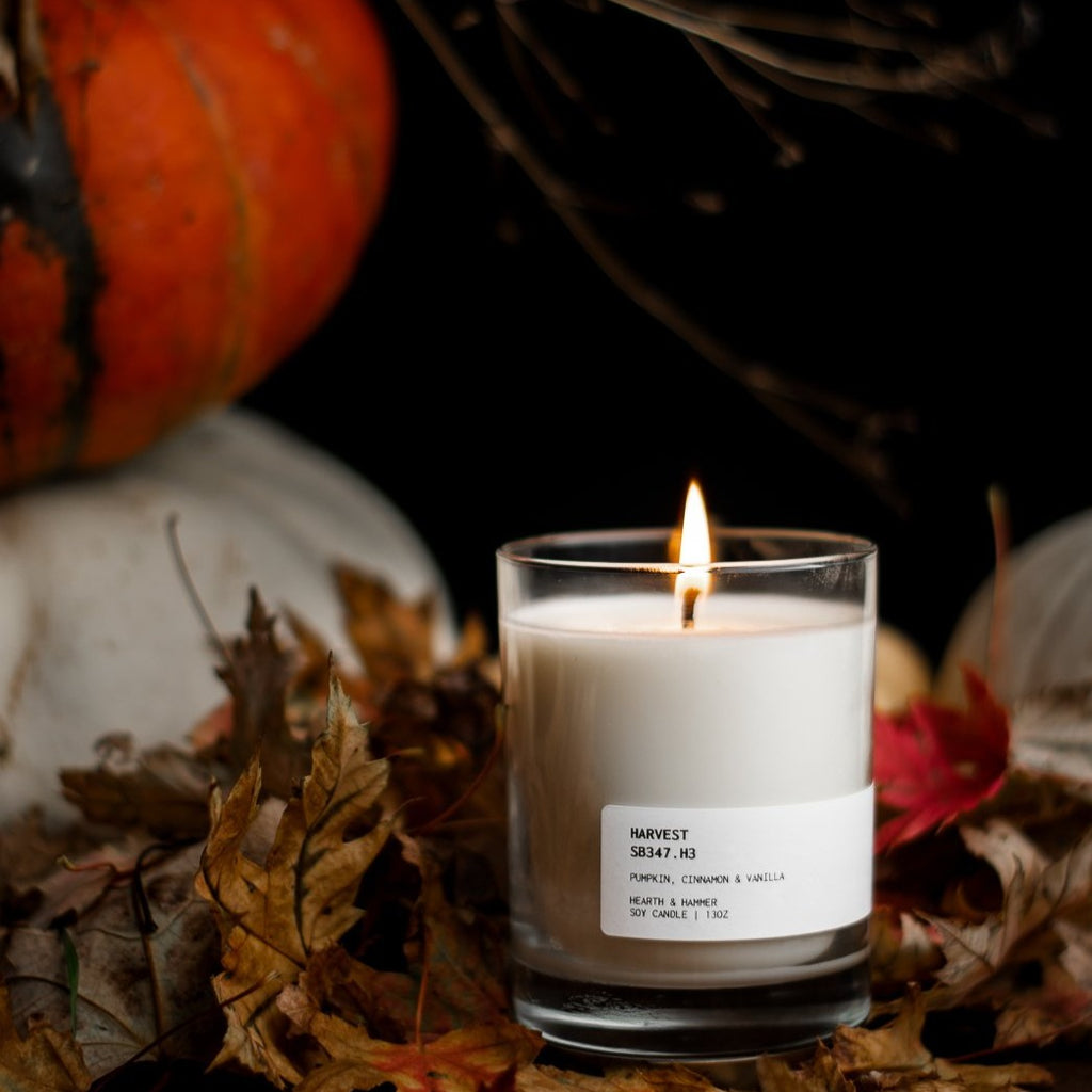 Harvest Catalogue Soy Candle