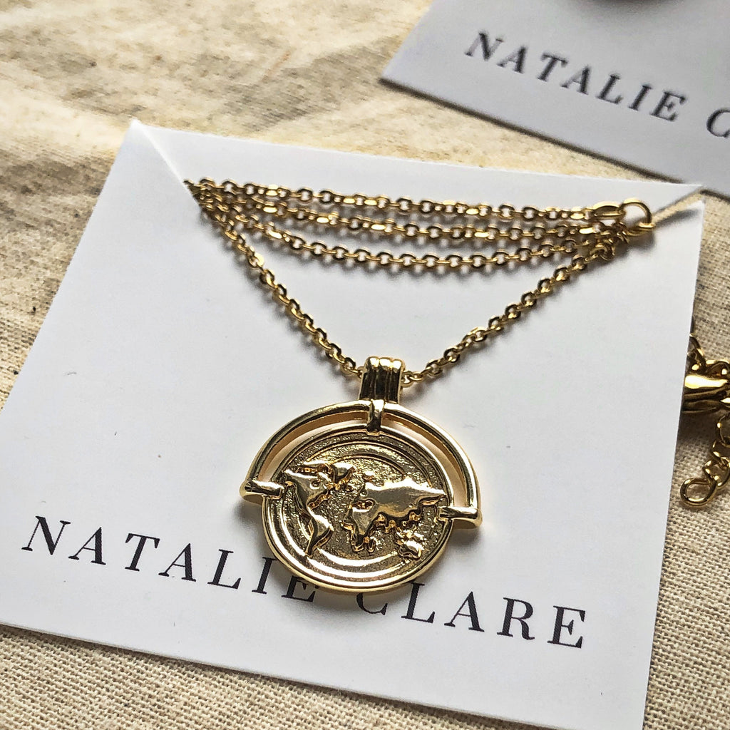 Natalie Clare - The Traveler Necklace