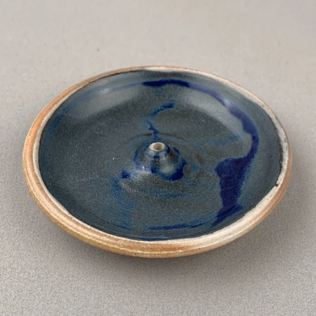 Blue Incense Burner