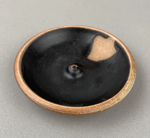 Black Incense Burner