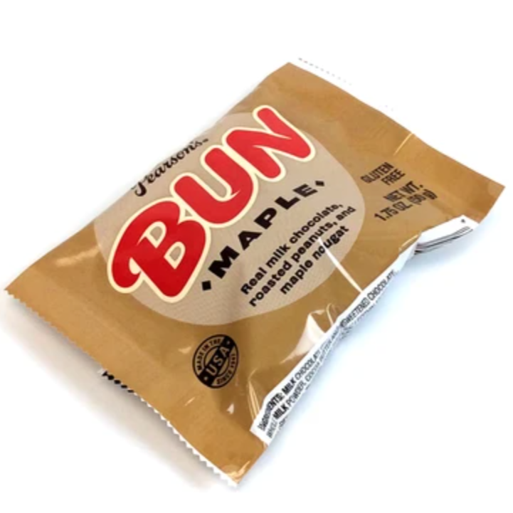 Maple Bun Candy Bar