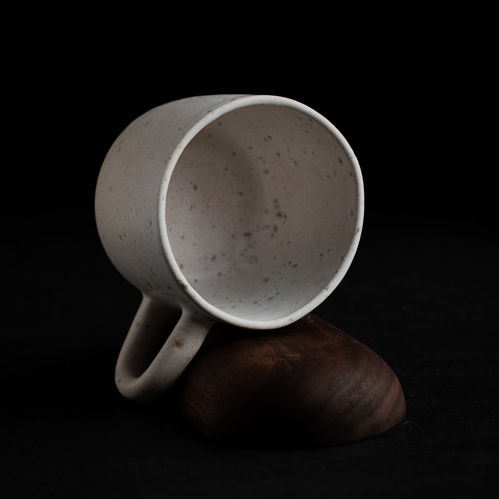 Sea Salt Ceramic Camp Mug