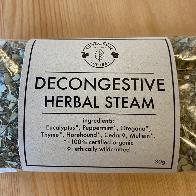 Herbal Steam