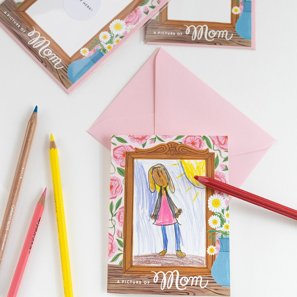 A PICTURE OF MOM | Mother's Day card