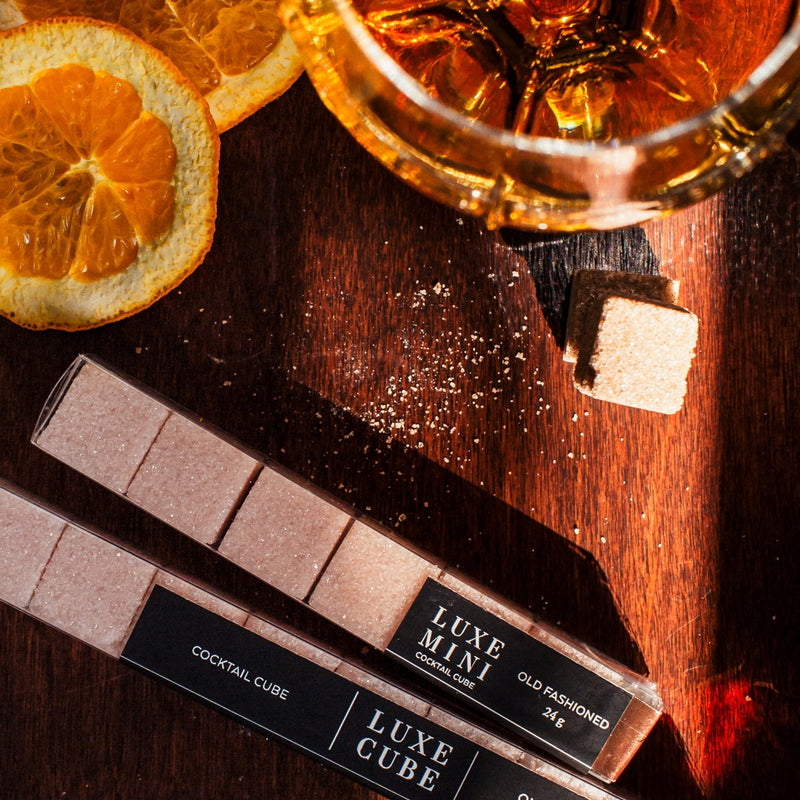 OLD FASHIONED | LUXE Sugar Cube