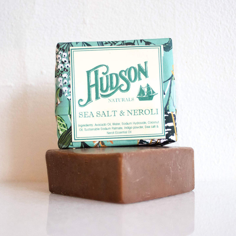 Sea Salt and Neroli Soap