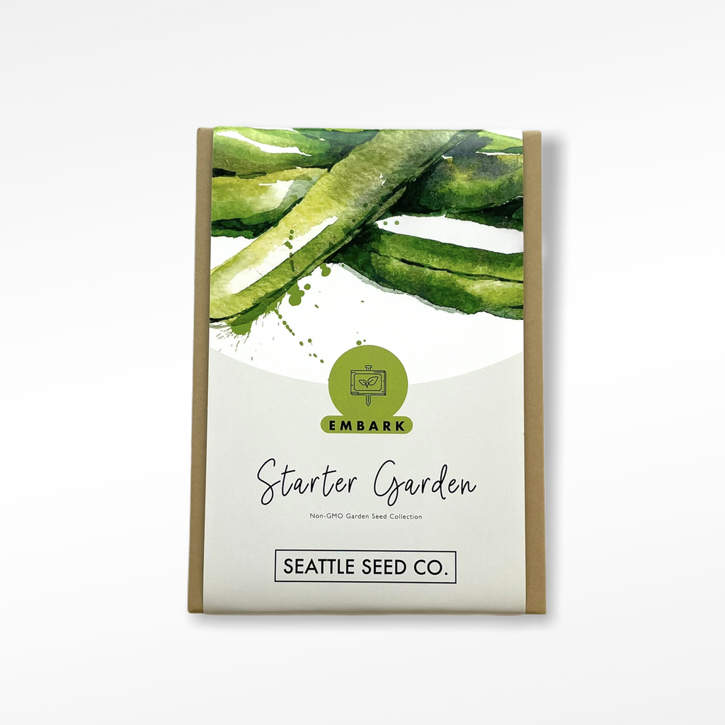 Starter Garden - Non-GMO Seed Collection