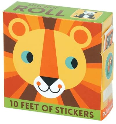 Animals of the World Stickers