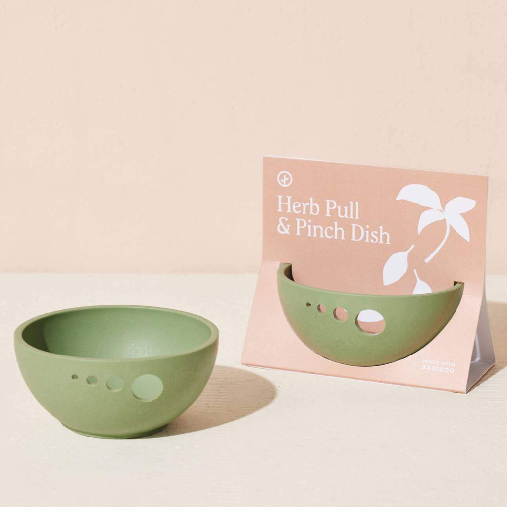 Herb Pull & Pinch Dish