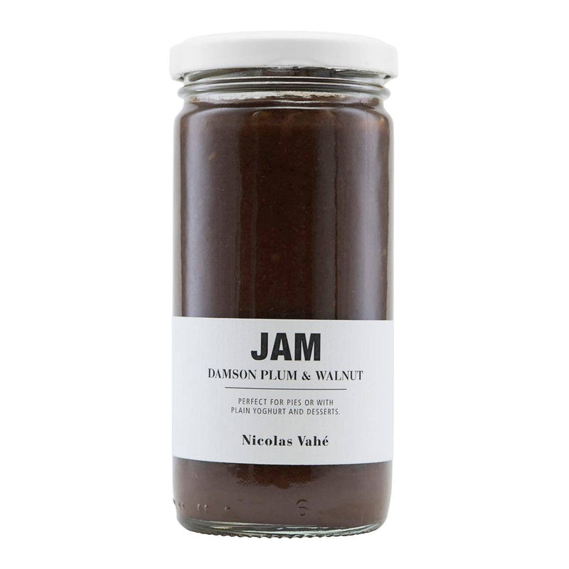 Jam- Damson Plum & Walnut