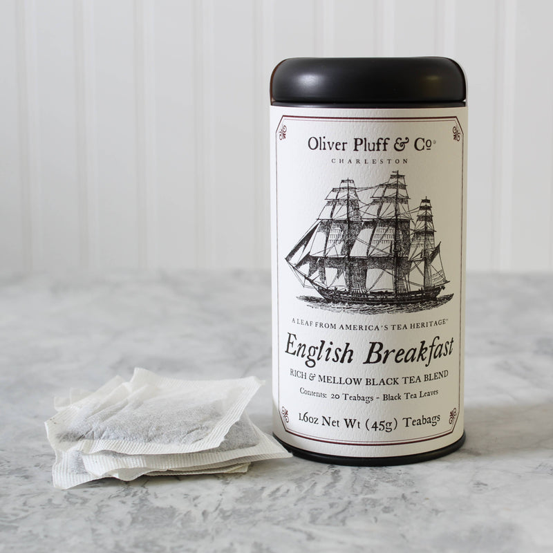 English Breakfast - 20 Teabags in Signature Tea Tin