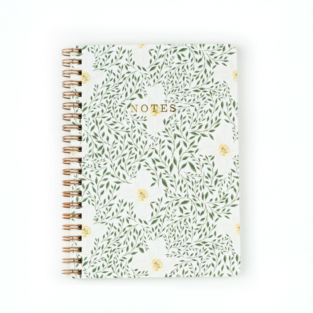 Jasmine Handmade Notebook