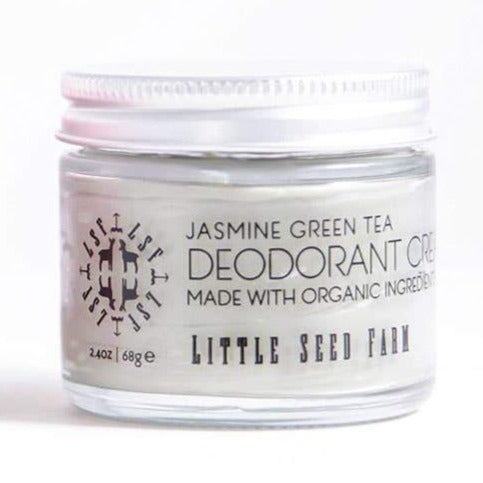Jasmine Green Tea Deodorant Cream