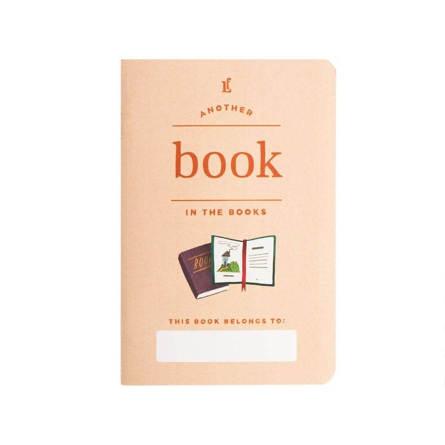 Book Journal Kids Passport