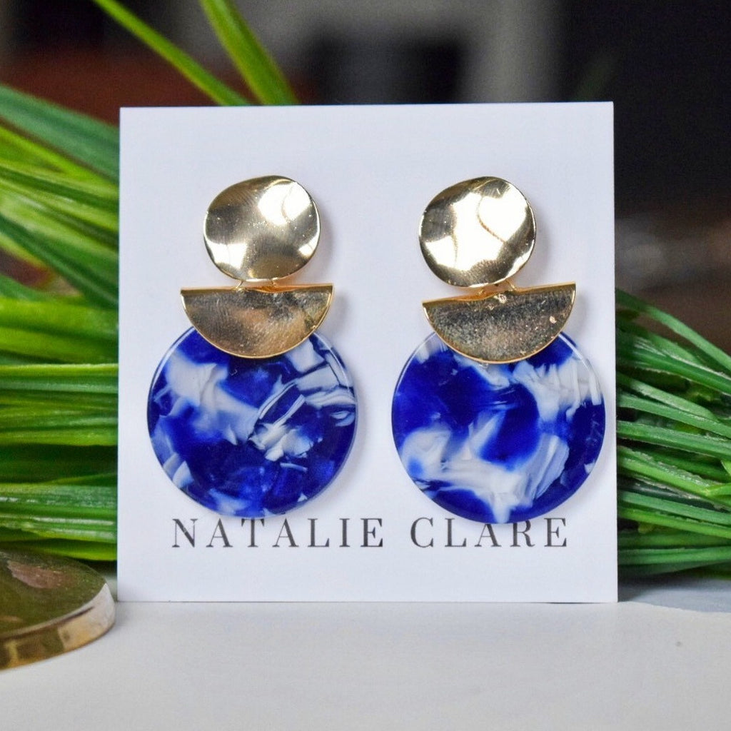 Natalie Clare - Starry Night Earrings