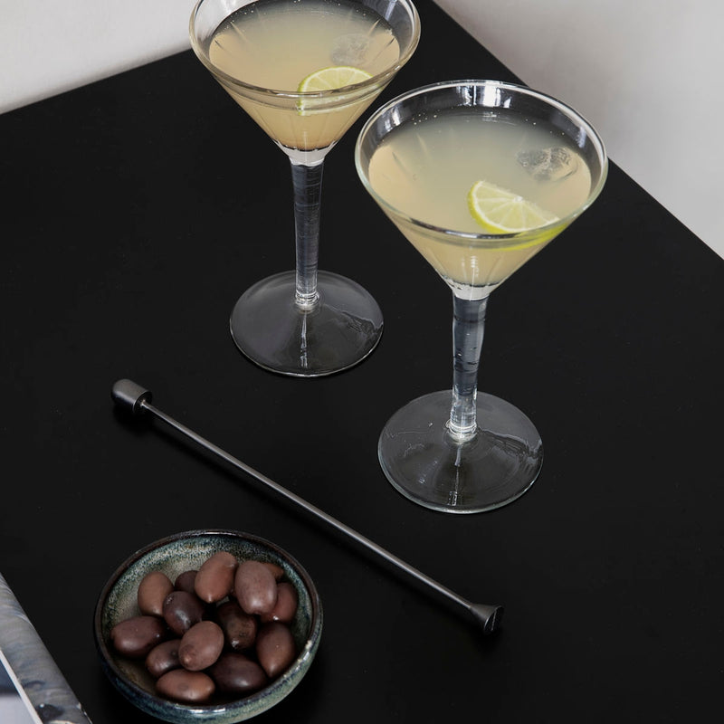 Gunmetal Cocktail Stirrer