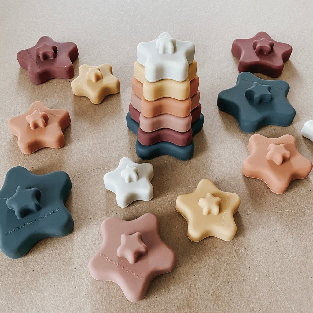 Star Teether Stacker