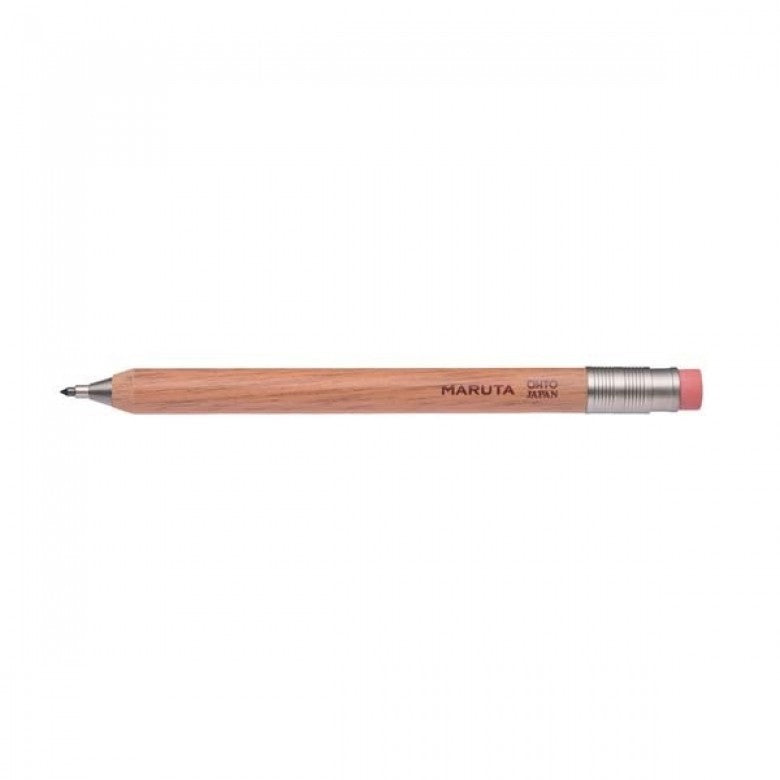Natural Ohto Wooden Mechanical Pencil 2.0
