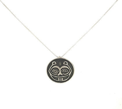 She Who Watches Necklace