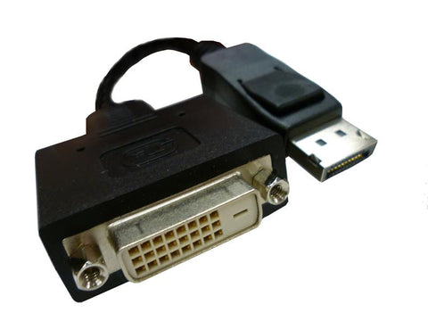 DisplayPort to DVI Adapter