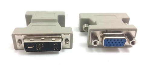 DVI Male to VGA Female Adapter