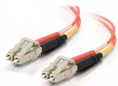 2 Meter, LC/LC Fiber Optic 50/125 OM2 Multi-Mode| Length Options| 2 Meters