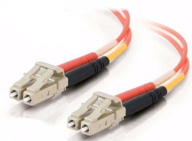 25 Meter, LC/LC Fiber Optic 50/125 OM2 Multi-Mode
