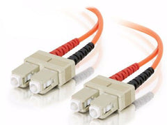 SC/SC Fiber Optic 50/125 OM2 Multi-Mode